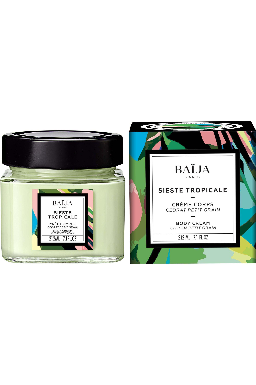 Blissim : Baïja - Crème corps Sieste Tropicale - 212 ml