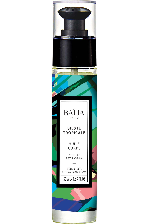 Blissim : Baïja - Huile corps & bain Sieste Tropicale - Huile corps & bain Sieste Tropicale