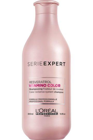 Shampoing fixateur de couleur Vitamino Color