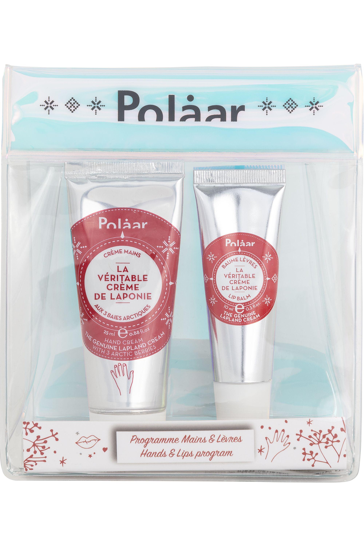 Blissim : Polaar - Kit programme mains et lèvres - Kit programme mains et lèvres