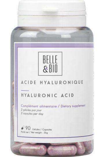 Complément Alimentaire anti-âge Acide Hyaluronique