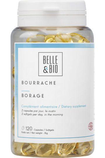 Complément Alimentaire hydratation Bourrache Bio