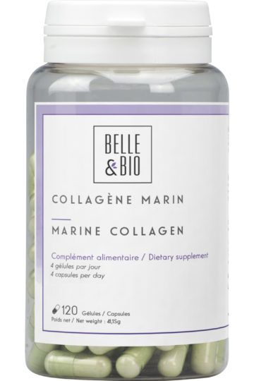 Complément Alimentaire anti-âge Collagene Marin