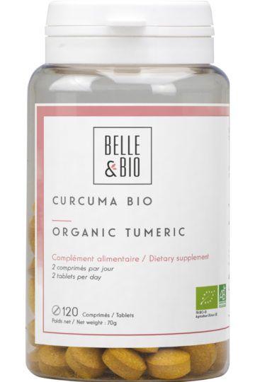 Complément Alimentaire bien-être Curcuma Bio