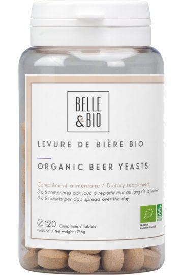 Complément alimentaire capillaire levure de bière bio