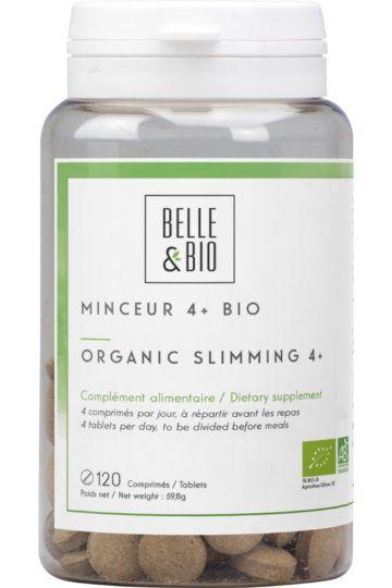 Complément Alimentaire Minceur 4+ Bio