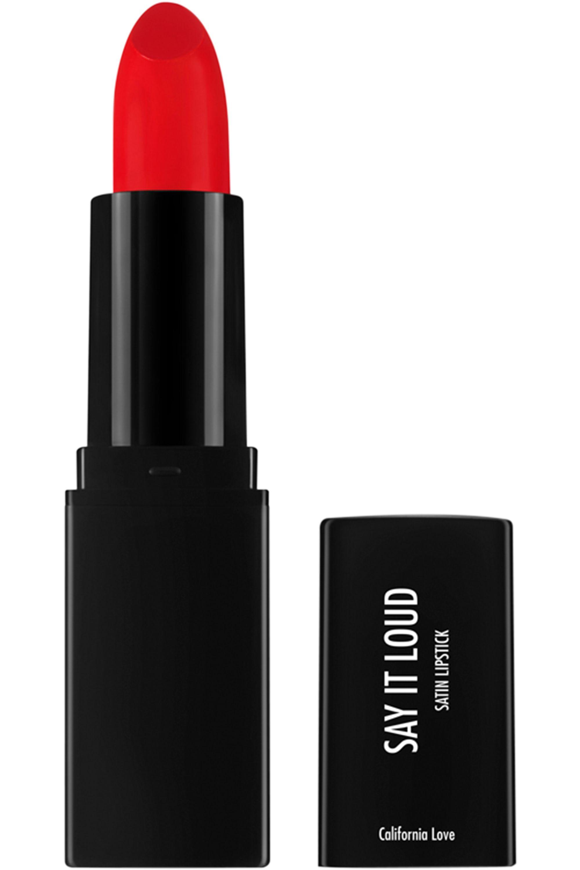 Blissim : Sleek MakeUP - Rouge à Lèvres satiné Say it Loud - Rouge à Lèvres satiné Say it Loud