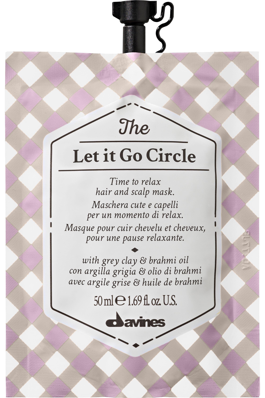 Blissim : Davines - Masque adoucissant The Let It Go Circle - Masque adoucissant The Let It Go Circle