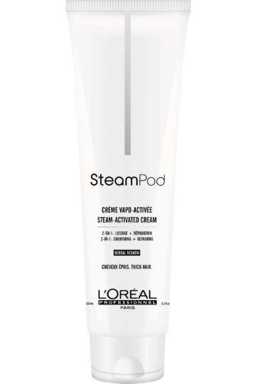 Crème vapo-activée cheveux épais Steampod