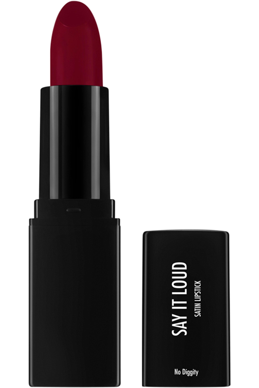 Blissim : Sleek MakeUP - Rouge à Lèvres satiné Say it Loud - No Diggity