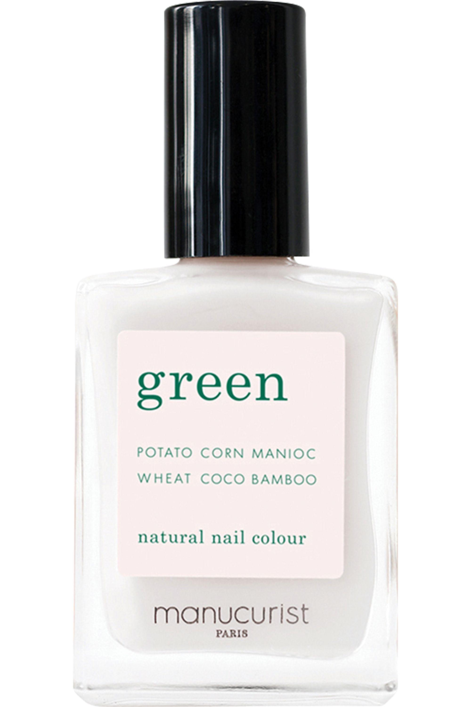 Blissim : Manucurist - Vernis Green - Milky White