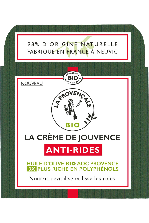 Blissim : La Provençale - Crème de Jouvence anti-rides - Crème de Jouvence anti-rides