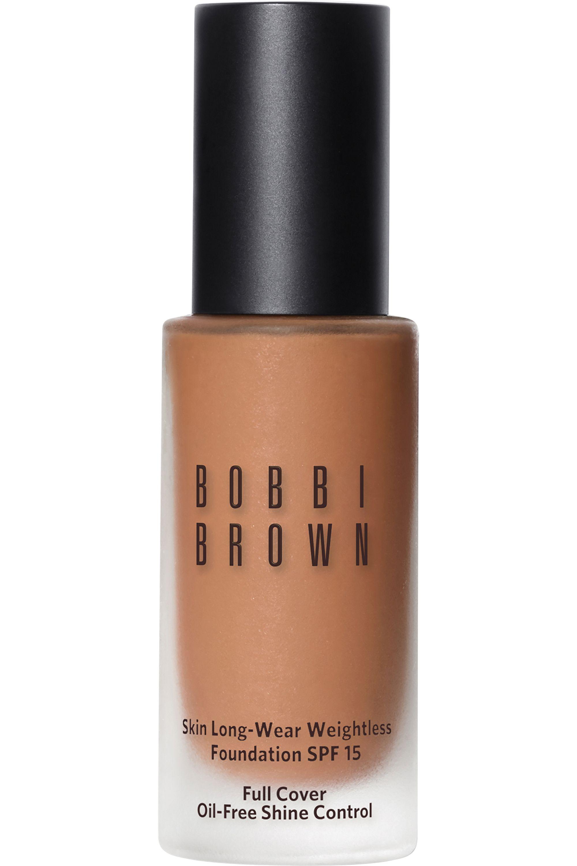 Blissim : Bobbi Brown - Fond de teint skin fini mat Long-Wear Weightless SPF15 - Cool Honey