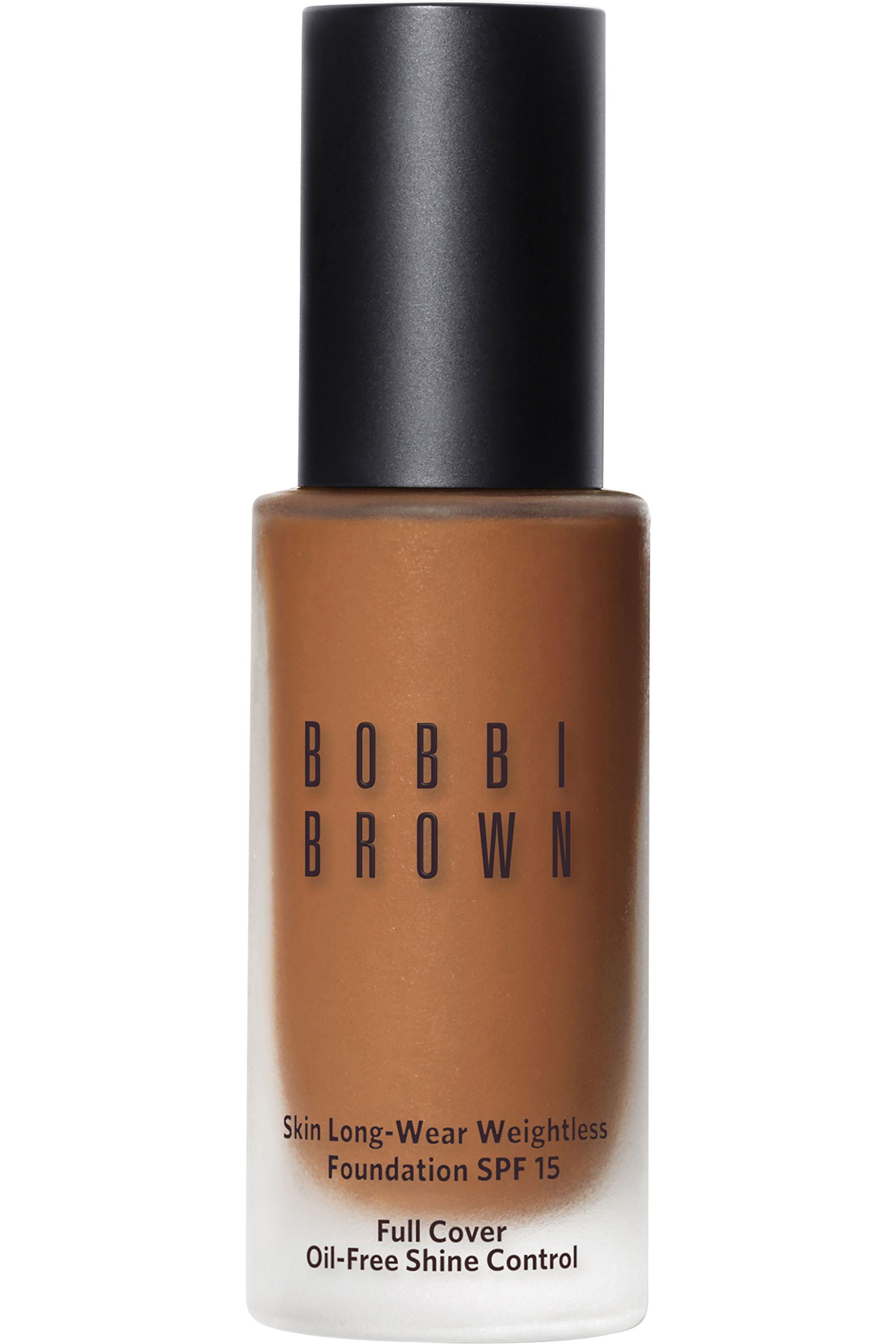 Blissim : Bobbi Brown - Fond de teint skin fini mat Long-Wear Weightless SPF15 - Cool Golden