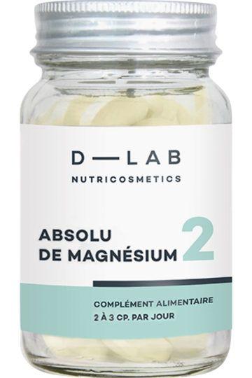 Compléments alimentaires Absolu de Magnésium