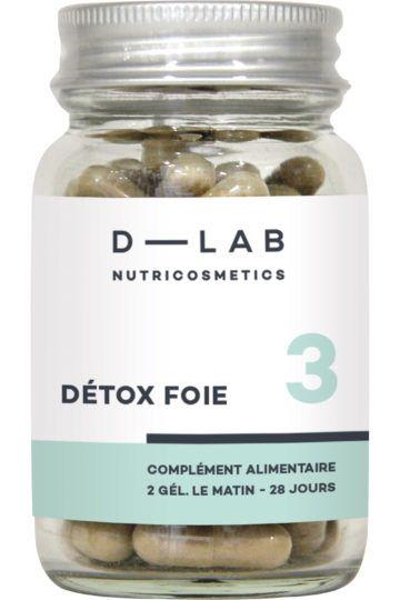Compléments alimentaires Détox Foie