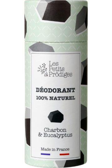 Déodorant naturel Charbon & Eucalyptus