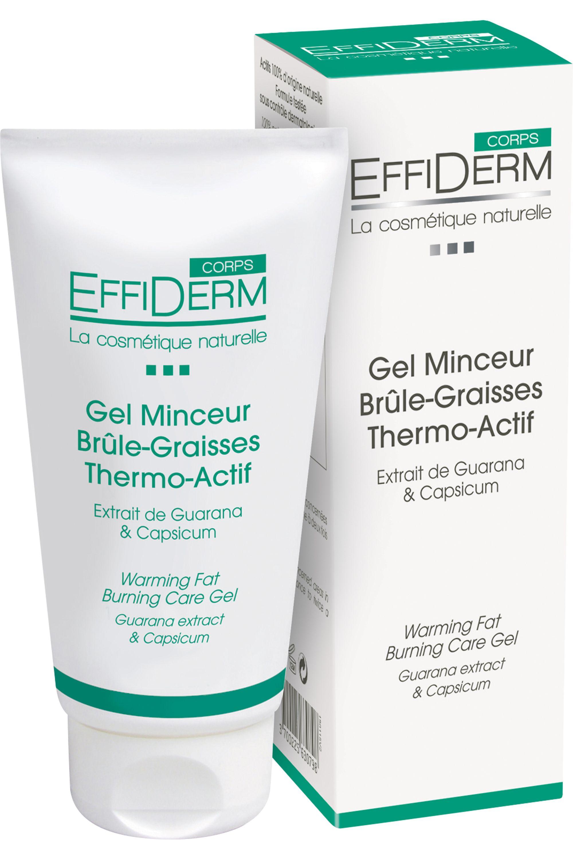 Blissim : Effiderm - Gel minceur brûle-graisses Thermo-Actif - Gel minceur brûle-graisses Thermo-Actif
