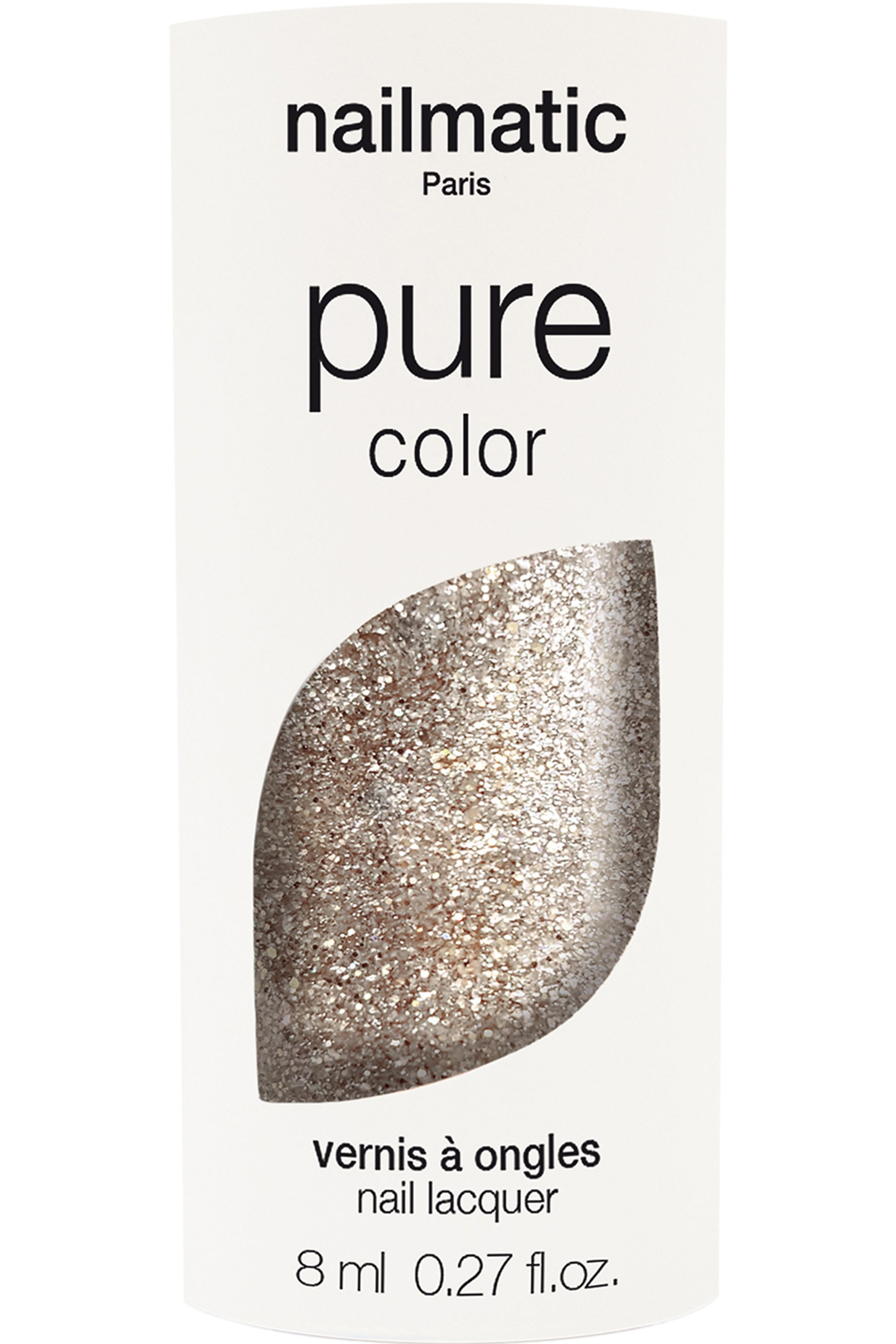 Blissim : Nailmatic - Vernis à ongles Pure Color - Pure Color Lucia