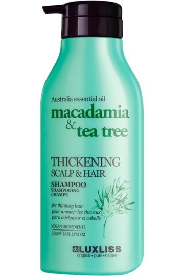 Shampoing épaississant à l'arbre à thé