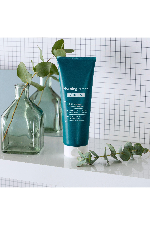 Blissim : Morning Street - Shampoing quotidien Green - Shampoing quotidien Green