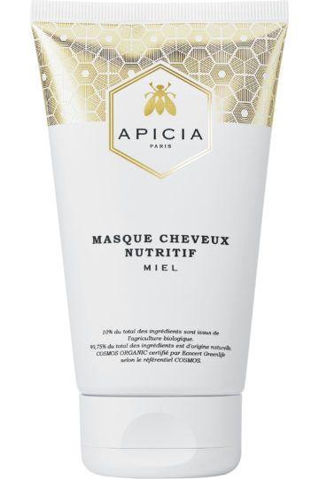 Masque cheveux nutritif au miel BIO