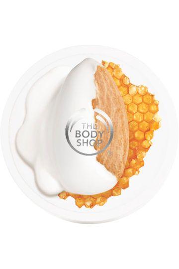 Beurre corporel lait d'amande et miel