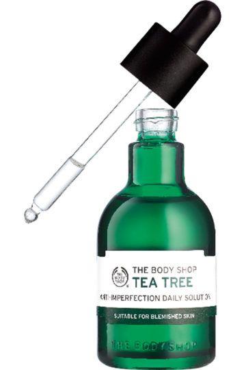 Solution quotidienne anti-imperfections arbre à thé