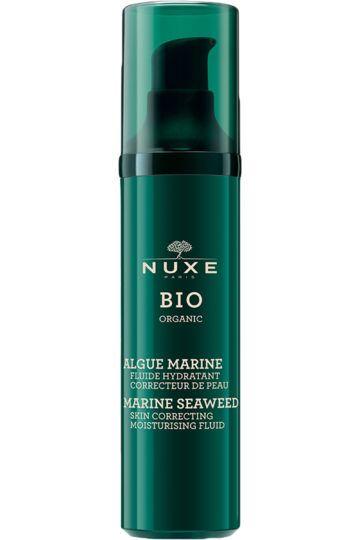 Fluide hydratant correcteur de peau Bio