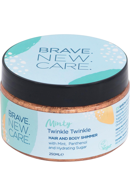 Blissim : Brave New Hair - Gel capilaire et corporel brillant - Gel capilaire et corporel brillant