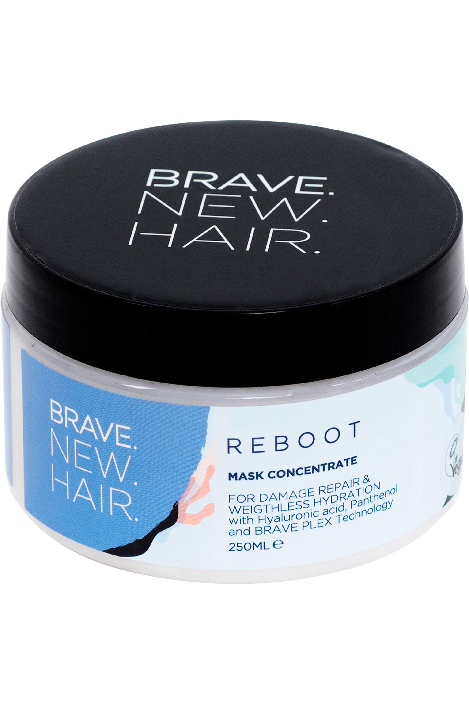 Blissim : Brave New Hair - Masque pour cheveux endommagés Reboot - Masque pour cheveux endommagés Reboot