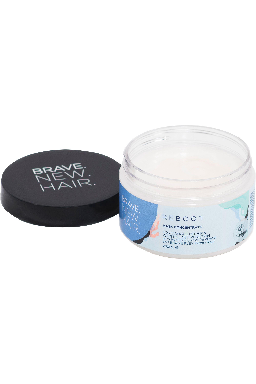 Blissim : Brave New Hair - Masque pour cheveux endommagés Reboot - –