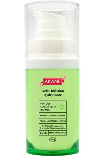 Gelée infusion hydratante