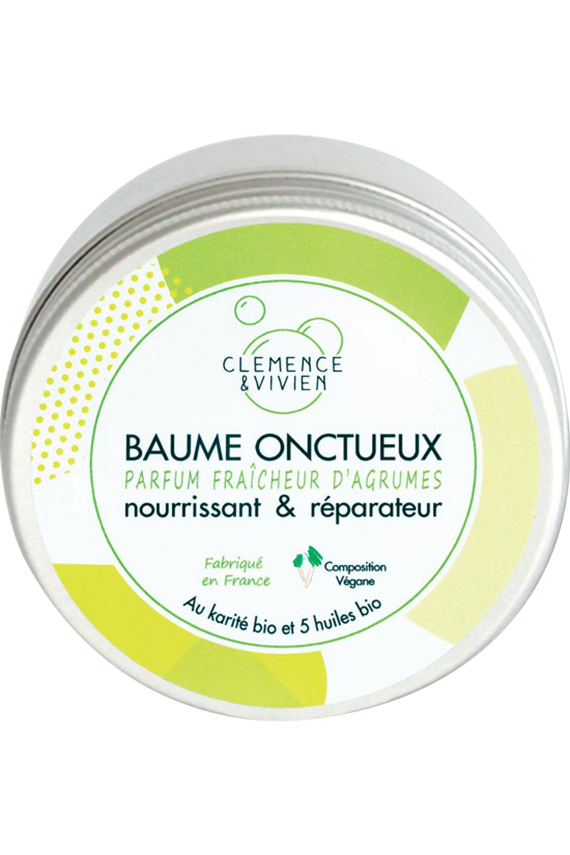 Blissim : Clémence et Vivien - Baume onctueux fraîcheur d'agrume - Baume onctueux fraîcheur d'agrume