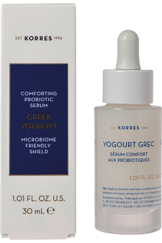 Blissim : Korres - Sérum visage confort aux probiotiques & yaourt Grec - Sérum visage confort aux probiotiques & yaourt Grec