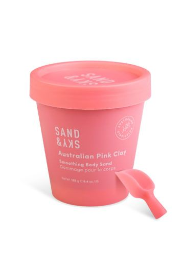 Gommage pour le corps Australian pink clay