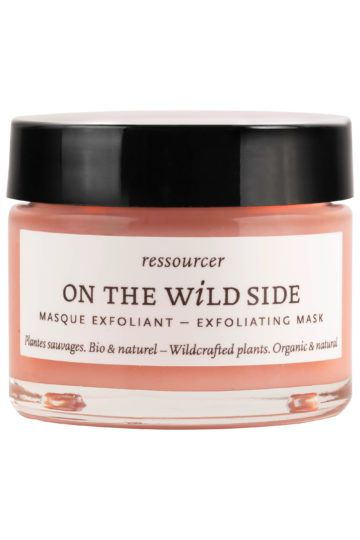 Masque visage exfoliant