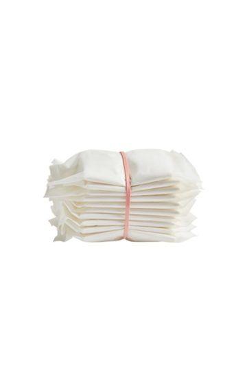 Recharge de 8 serviettes hygiéniques en coton bio