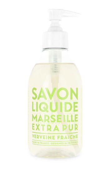Savon liquide de Marseille mains & corps 300ml Verveine