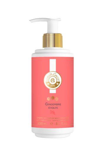 Crème nourrissante parfum Gingembre Exquis