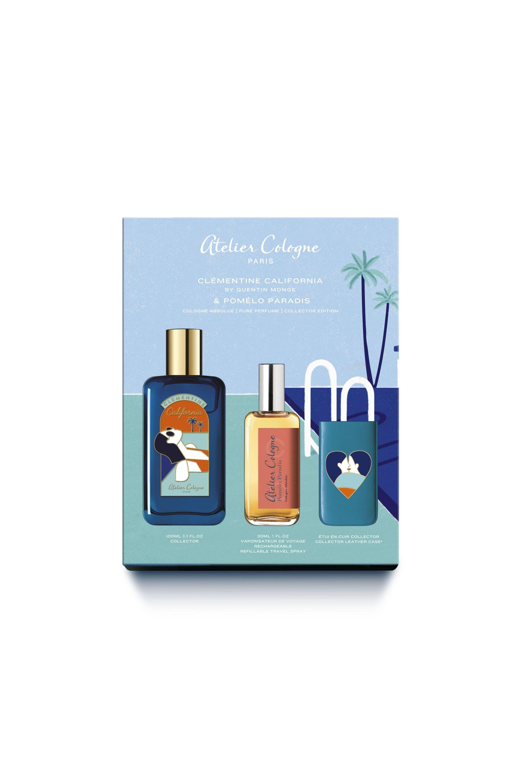 Blissim : Atelier Cologne - Coffret parfum Clémentine California - Coffret parfum Clémentine California