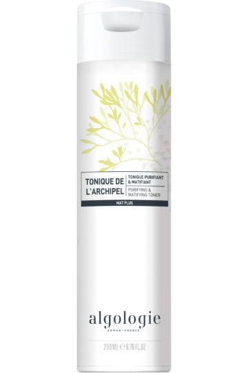 Lotion tonique visage purifiante & matifiante - Tonique de l'Archipel