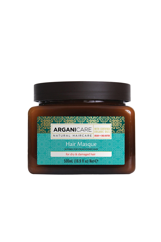 Blissim : Arganicare - Masque nourrissant réparateur Argan et Karité - Masque nourrissant réparateur Argan et Karité