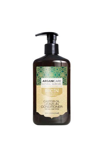 Soin sans rinçage  à l'huile de Ricin Bio