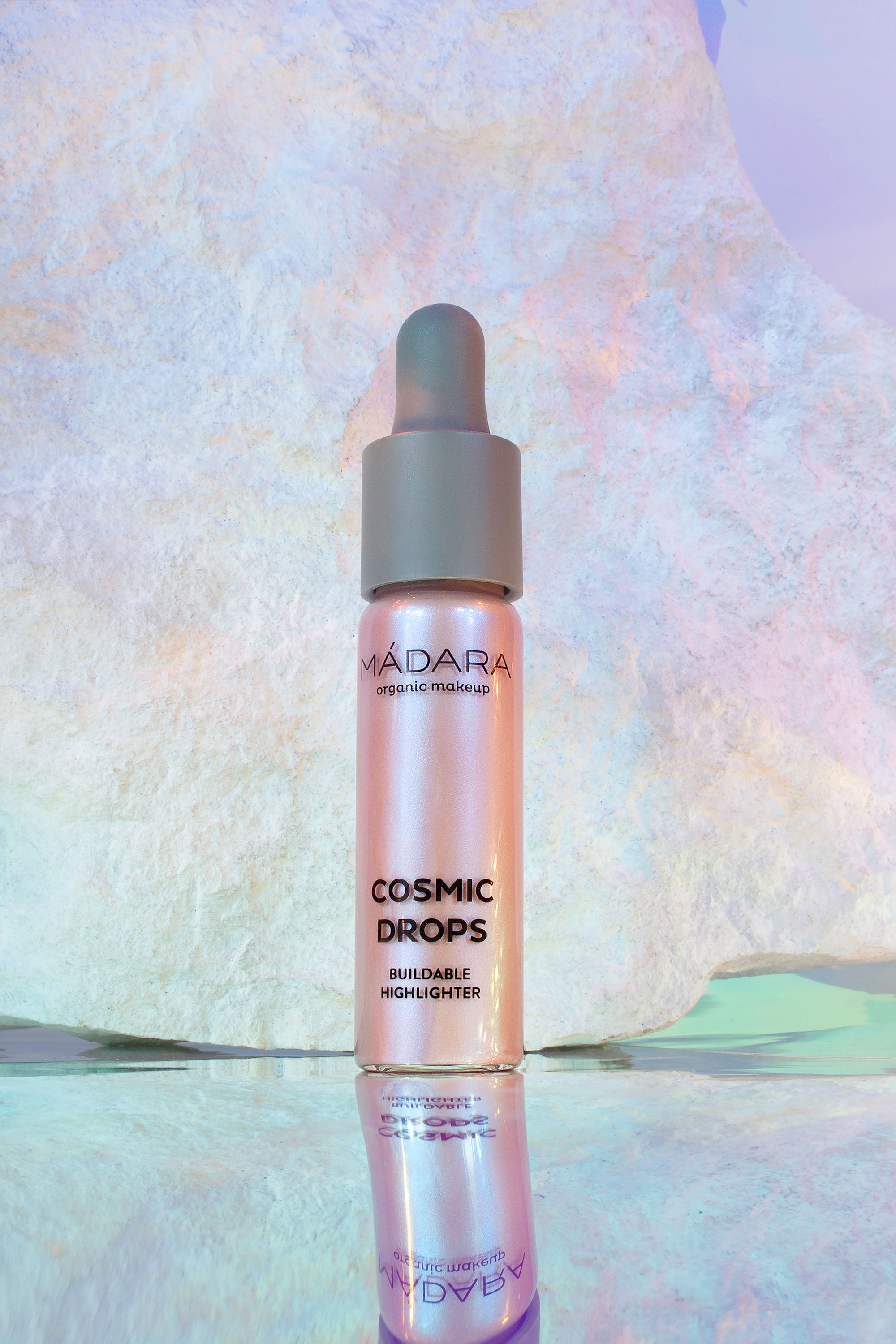 Blissim : Mádara Cosmetics - Highlighter liquide Cosmic Drops - 4 Aurora Borealis