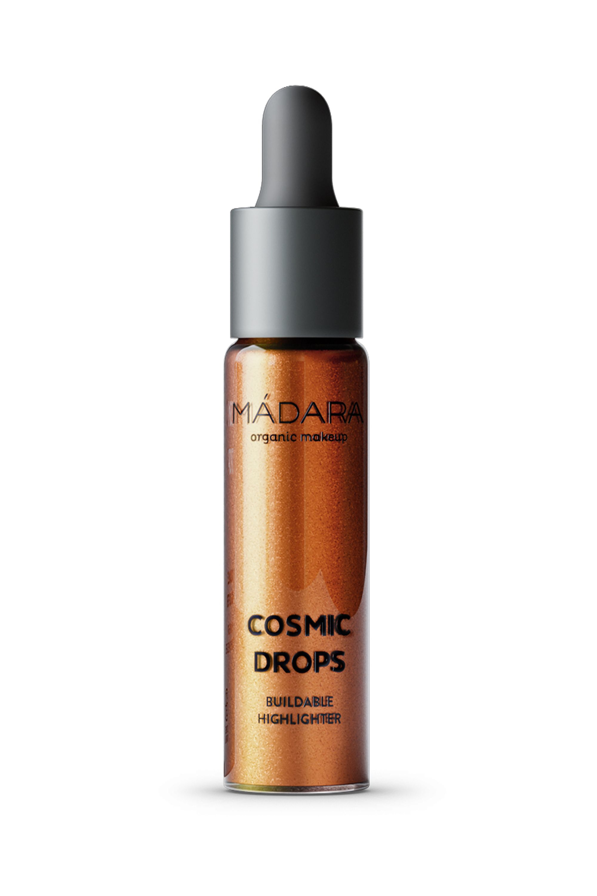 Blissim : Mádara Cosmetics - Highlighter liquide Cosmic Drops - 3 Burning Meteorite