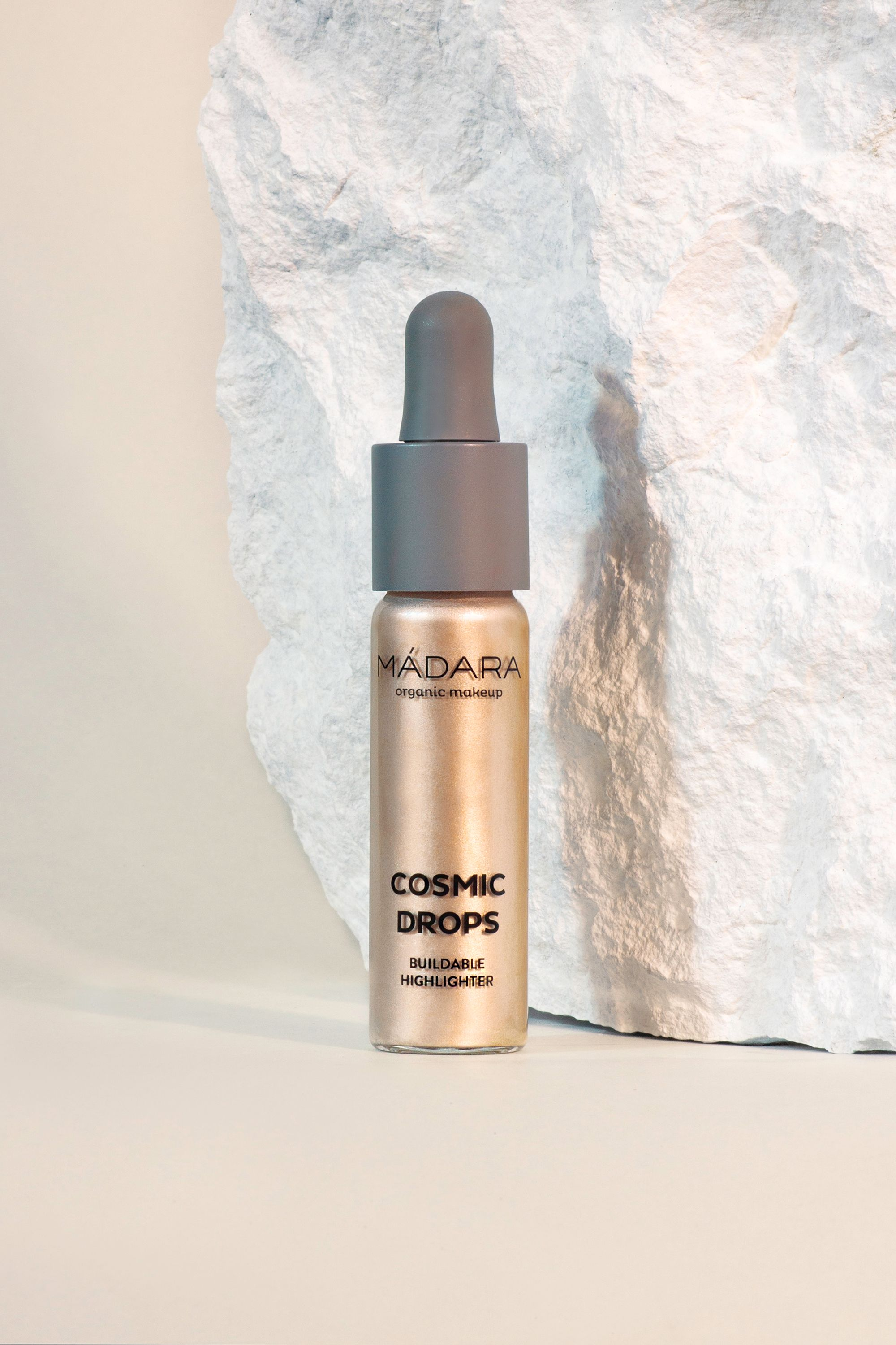 Blissim : Mádara Cosmetics - Highlighter liquide Cosmic Drops - 1 Naked Chrosmophere