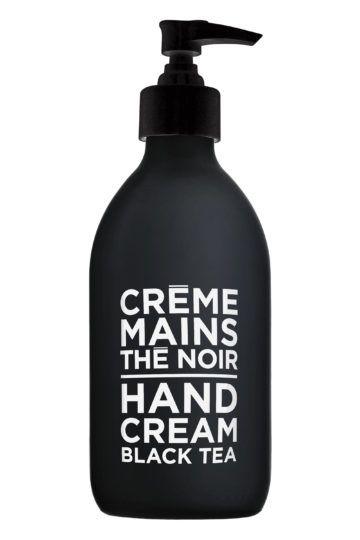 Crème mains Thé Noir