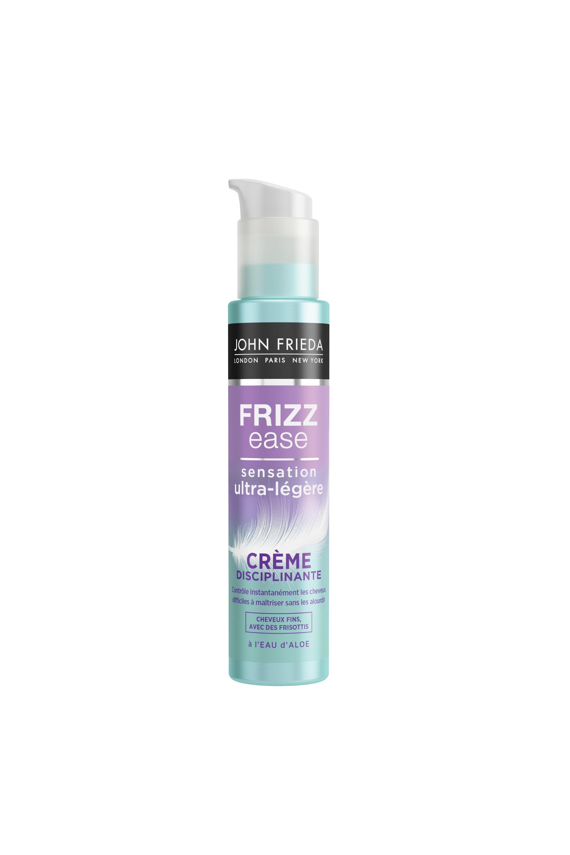 Blissim : John Frieda - Crème disciplinante sensation ultra-légère Frizz Ease - Crème disciplinante sensation ultra-légère Frizz Ease