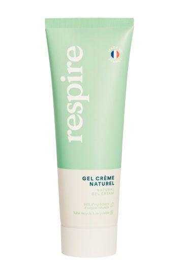 Crème hydratante naturelle visage